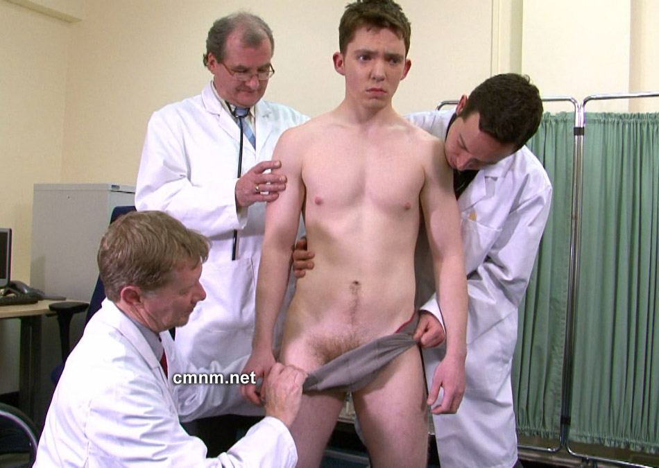 Naked female doctors gay as it began to